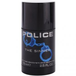 Police The Sinner stift dezodor férfiaknak 75 ml