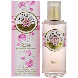 Roger & Gallet Rose frissítő víz nőknek 100 ml