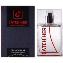 Samourai Catch Her eau de toilette férfiaknak 50 ml