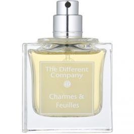 The Different Company Un Parfum De Charmes & Feuilles eau de toilette teszter unisex 50 ml