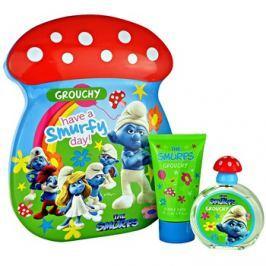 The Smurfs Grouchy ajándékszett I. Eau de Toilette 50 ml + Habfürdő 75 ml