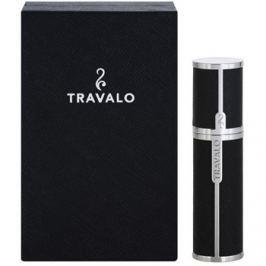Travalo Milano szórófejes parfüm utántöltő palack unisex 5 ml  Black