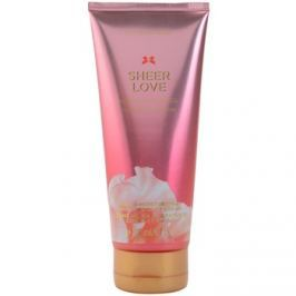 Victoria's Secret Sheer Love testkrém nőknek 200 ml