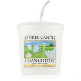 Yankee Candle Clean Cotton viaszos gyertya 49 g