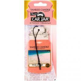 Yankee Candle Pink Sands lógó autóillatosító