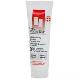 AA Cosmetics Help Atopic Skin hidratáló krém parfümmentes  50 ml