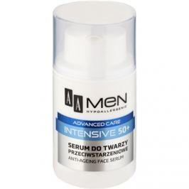 AA Cosmetics Men Intensive 50+ szérum a bőröregedés ellen  50 ml