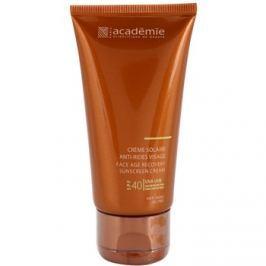 Academie Bronzécran Bőr öregedés elleni napkrém SPF 40  40 ml