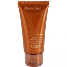 Academie Bronzécran Bőr öregedés elleni napkrém SPF 20  50 ml