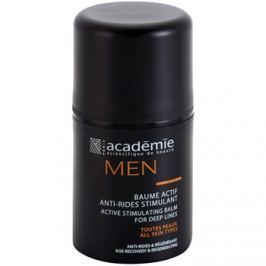 Academie Men aktív arcbalzsam a ráncok ellen  50 ml