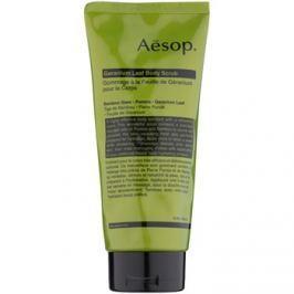 Aésop Body Geranium Leaf testpeeling  180 ml