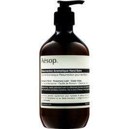 Aésop Body Resurrection Aromatique mélyhidratáló balzsam kézre  500 ml