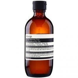 Aésop Skin B & Tea gyengéd tisztító tonik minden bőrtípusra, beleértve az érzékeny bőrt is  200 ml