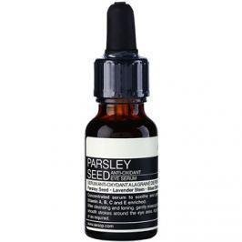 Aésop Skin Parsley Seed antioxidáns szérum a szem köré  15 ml
