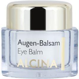 Alcina Effective Care balzsam a ráncok ellen a szem köré (Reduces Lines and Small Wrinkles) 15 ml