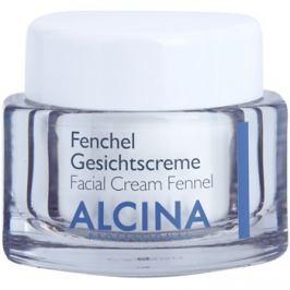 Alcina For Dry Skin Fennel krém  a bőr felszínének megújítására  50 ml