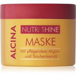 Alcina Nutri Shine tápláló hajmaszk argánolajjal  200 ml