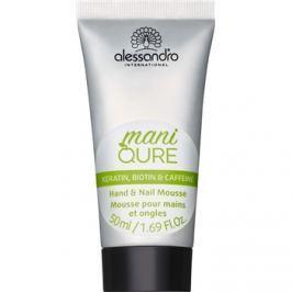 Alessandro Maniqure ápoló hab kézre és körmökre  50 ml