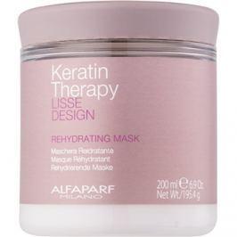 Alfaparf Milano Lisse Design Keratin Therapy rehidratáló maszk minden hajtípusra   ml