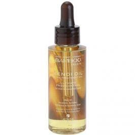 Alterna Bamboo Smooth 100% ápoló olaj töredezés ellen  50 ml