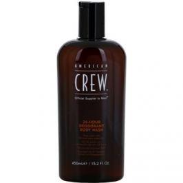 American Crew 24 Hour izzadásgátló hatású tusfürdő gél 24h  450 ml