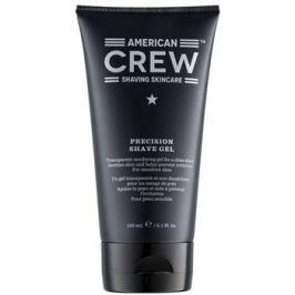 American Crew Shaving borotválkozási gél az érzékeny arcbőrre  150 ml