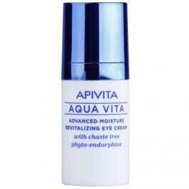 Apivita Aqua Vita intenzív hidratáló és revitalizáló krém a szem köré  15 ml