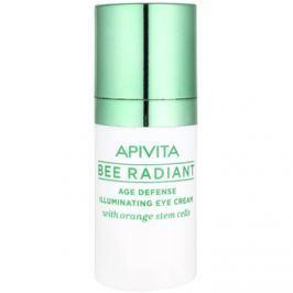 Apivita Bee Radiant fiatalító és élénkítő szemkrém  15 ml