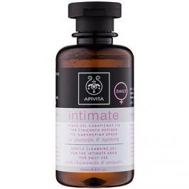 Apivita Intimate gél intim higiéniára mindennapi használatra  200 ml