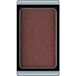 Artdeco Beauty of Nature gyöngyházas szemhéjfestékek árnyalat 130 Pearly Chocolate Truffle 0,8 g