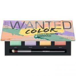 Artdeco Cover & Correct Most Wanted korrektor paletta a bőr tökéletlenségei ellen árnyalat 59023.1  4 x 1.6 g