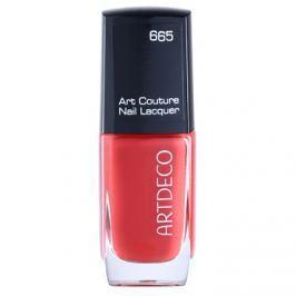 Artdeco The Sound of Beauty Art Couture körömlakk árnyalat 111.665 Brick Red 10 ml