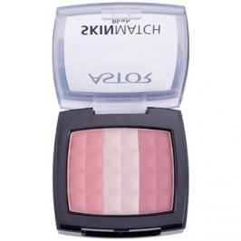 Astor SkinMatch trio arcpirosító árnyalat 001 Rosy Pink  8,25 g