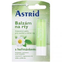 Astrid Lip Care kamillás balzsam a száraz és érzékeny ajkakra regeneráló hatással  4,8 g