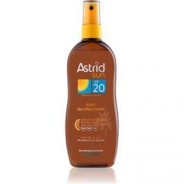 Astrid Sun napozó olaj spray -ben SPF 20  200 ml