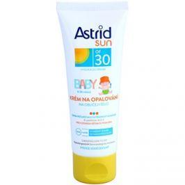 Astrid Sun Baby napozókérm gyerekeknek SPF30  75 ml