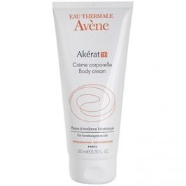 Avène Akérat testápoló krém  pikkelysömör ellen és kérges bőrre  200 ml