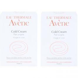 Avène Cold Cream szappan Száraz, nagyon száraz bőrre  2 x100 g