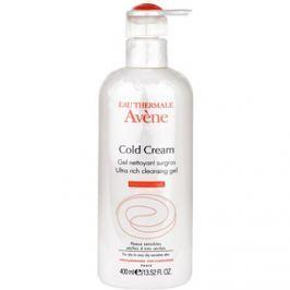 Avène Cold Cream tisztító gél a nagyon száraz bőrre  400 ml