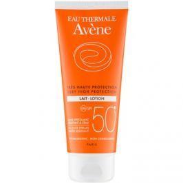 Avène Sun Sensitive napozótej SPF50+  100 ml