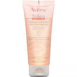 Avène TriXera Nutrition tisztító gél arcra és testre  100 ml