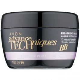 Avon Advance Techniques Absolute Perfection regeneráló hajmasz   150 ml