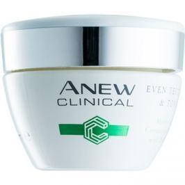 Avon Anew Clinical éjszakai krém egységesíti a bőrszín tónusait  30 ml
