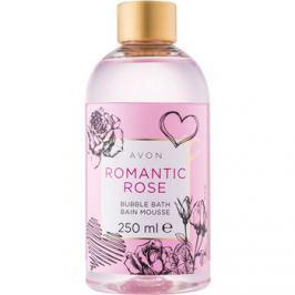 Avon Bubble Bath fürdőhab rózsa illattal  250 ml
