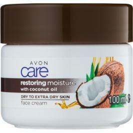 Avon Care hidratáló arckrém kókuszolajjal  100 ml