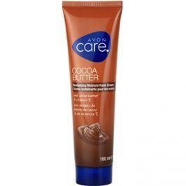 Avon Care revitalizáló hidratáló kézkrém kakaóvajjal és E-vitaminnal  100 ml