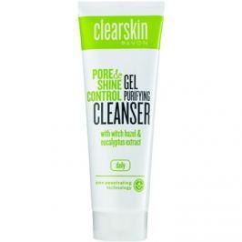 Avon Clearskin  Pore & Shine Control tisztító és puhító gél  125 ml