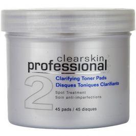 Avon Clearskin  Professional tisztító vattakorong  45 db