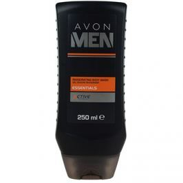 Avon Men Essentials felfrissítő tusfürdő gél  250 ml