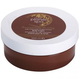 Avon Planet Spa Fantastically Firming feszesítő testkrém kávé kivonattal  200 ml